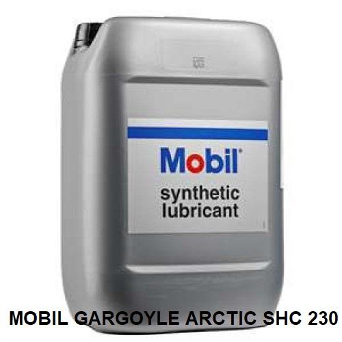 Dầu máy nén lạnh Mobil Gargoyle Arctic SHC 230